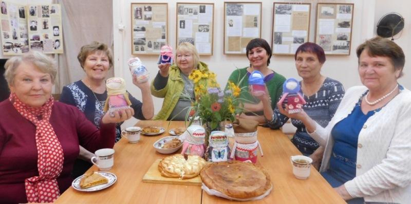 Мастер-классы для бабушек