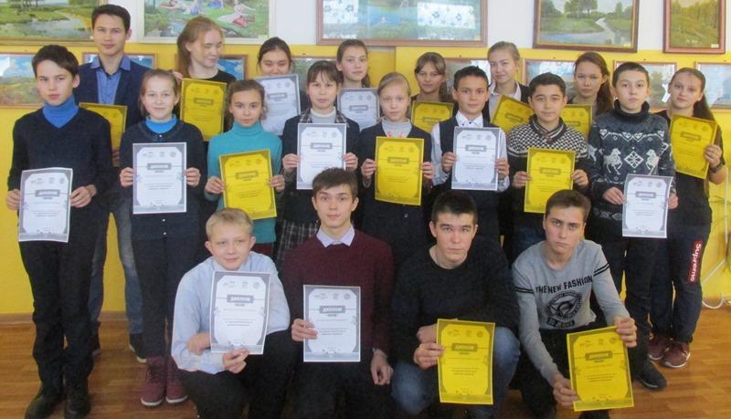 В проекте «Единой России» учащиеся Азимсирминской школы показали хорошие результаты