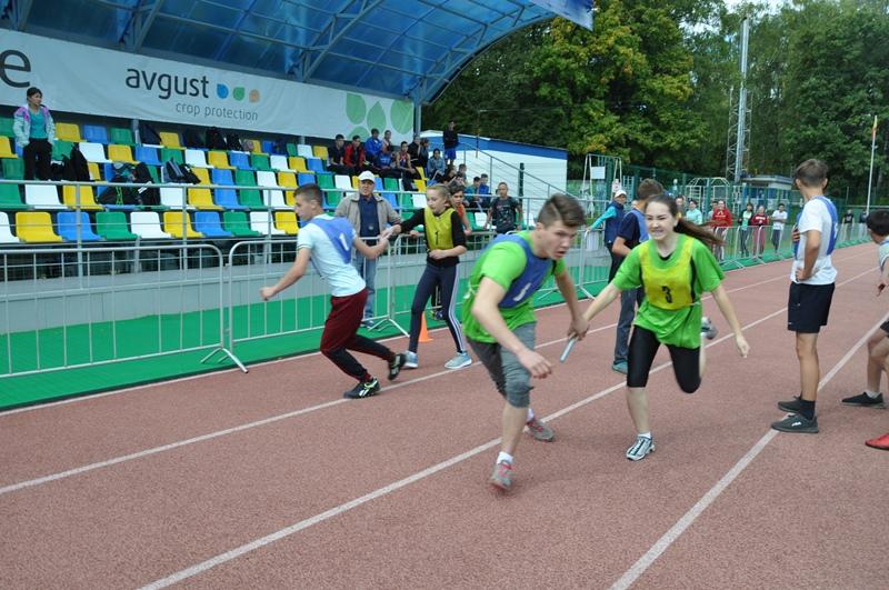 Состоялась легкоатлетическая эстафета на призы Вурнарской районной газеты
