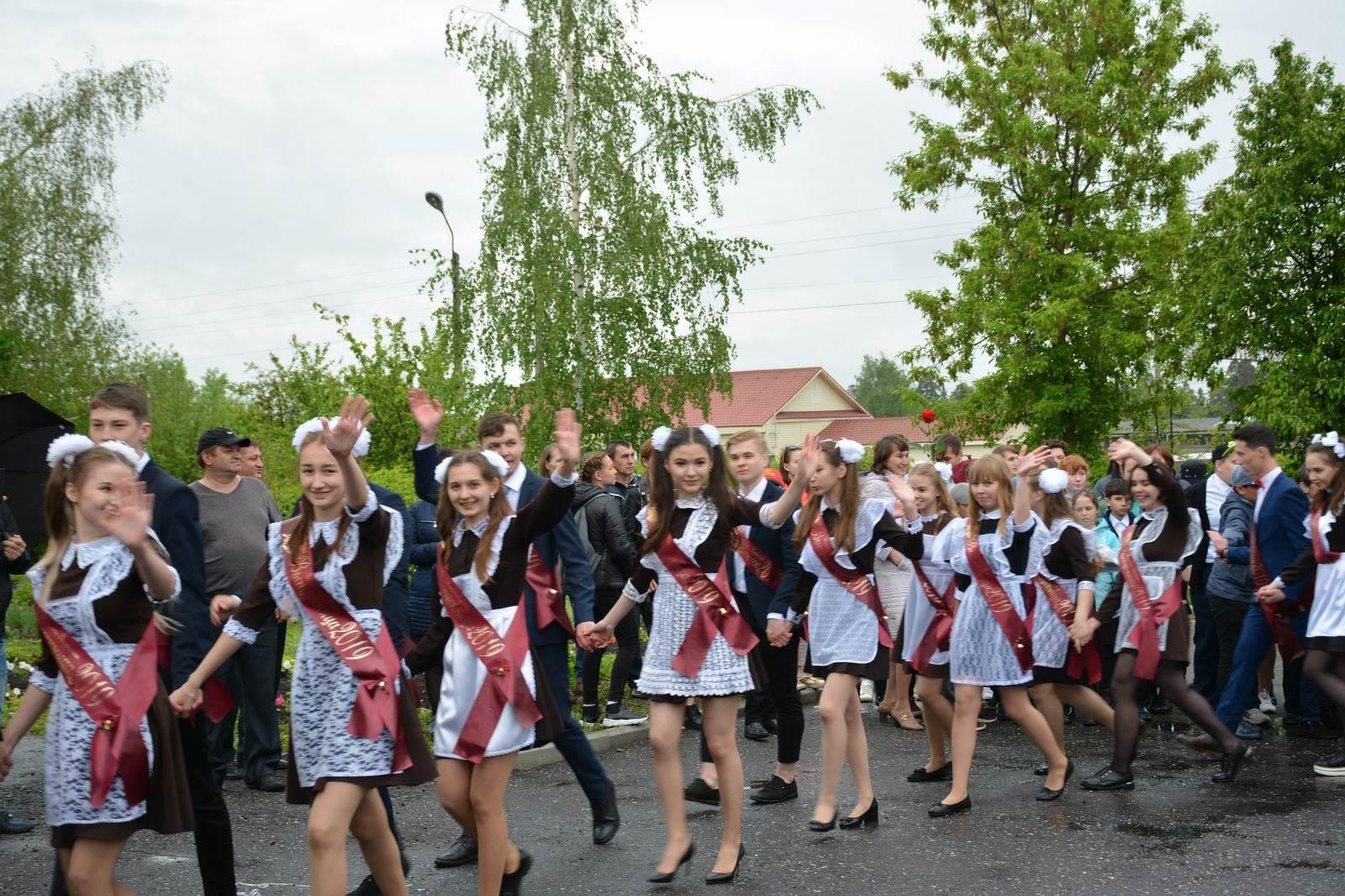 В школах Вурнарского района прозвенел последний звонок