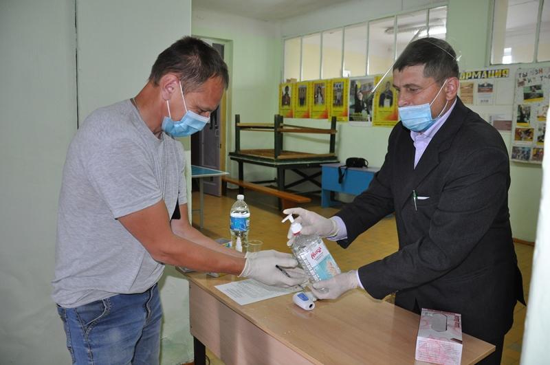 Жители Вурнар активны в голосовании по поправкам в Конституцию