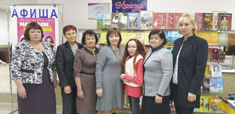 В поселке Вурнары прошла презентация Чувашского книжного издательства