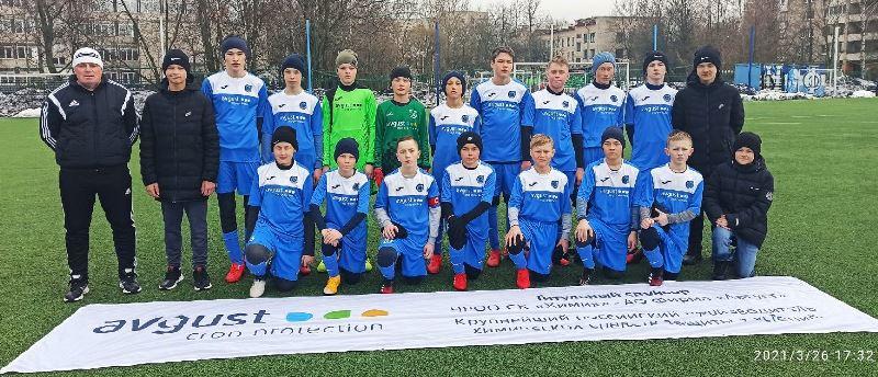 Команда «Химик-АВГУСТ» – бронзовый призер Международного детско-юношеского турнира по футболу