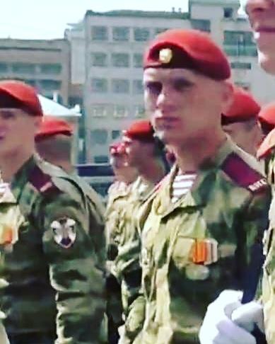 Пройтись по Красной площади в качестве участника Парада была мечта детства