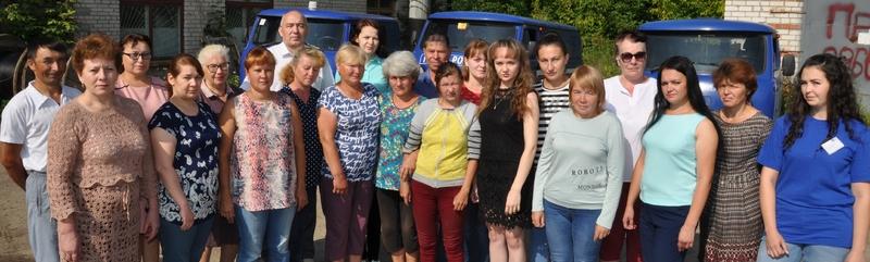 Сотрудники Вурнарского района отмечены высокими наградами